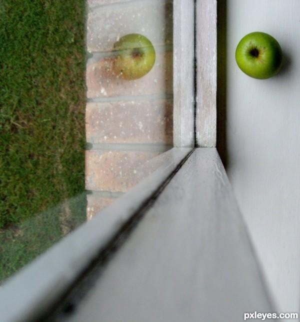 Ghost apple