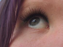 Eyelash Picture