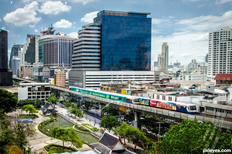The Bangkok Mass Transit System, BTS