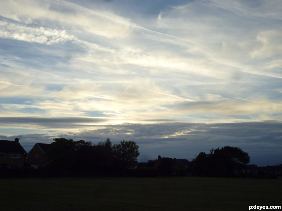 Sketchy Sky