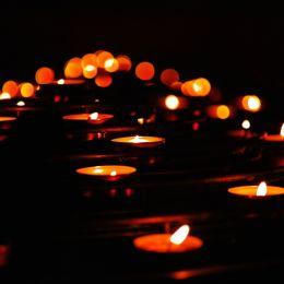 Candlesbokeh