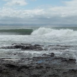 Jeffreys Bay wave Picture