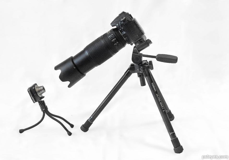 Nikon vs Casio
