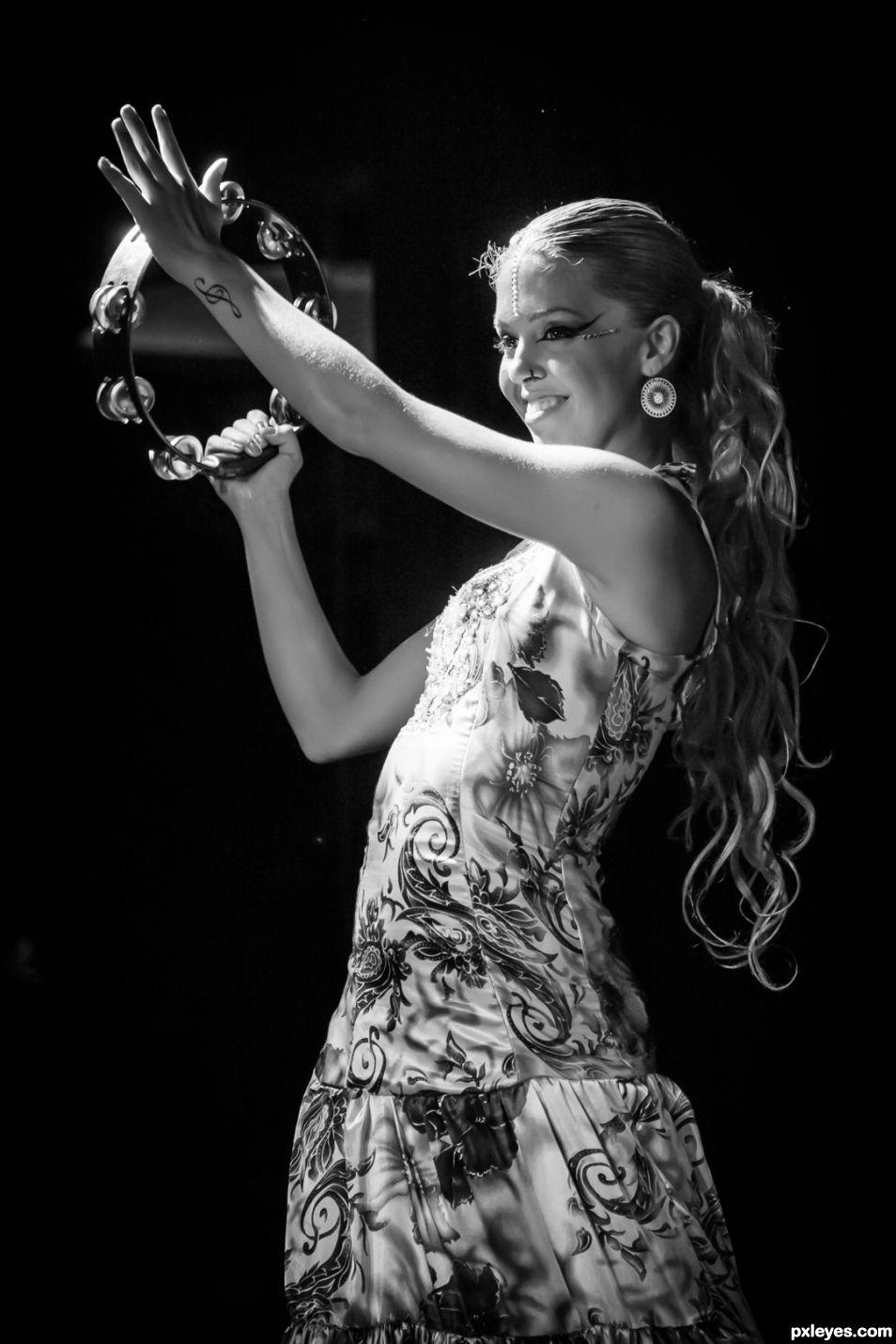 Bilando Flamenco