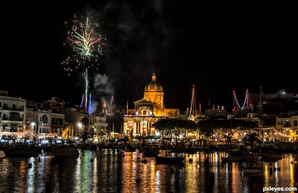 Kalkara Festa Malta