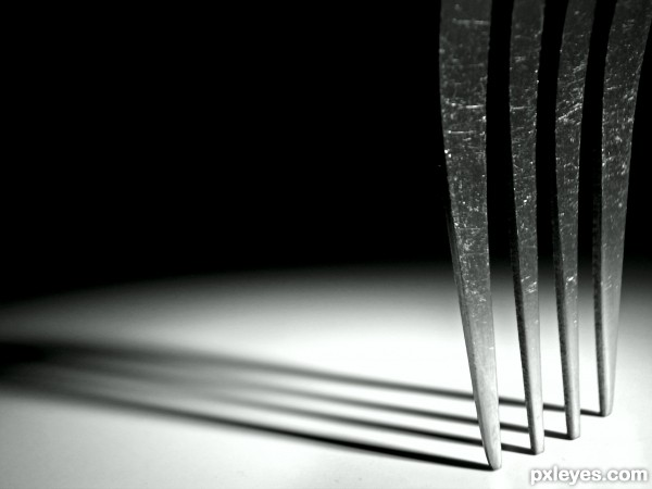 Just a poor fork