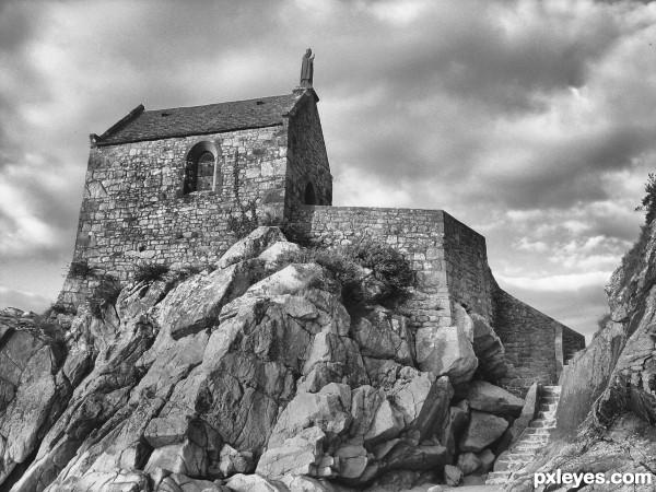 Le Mt. Saint Michel