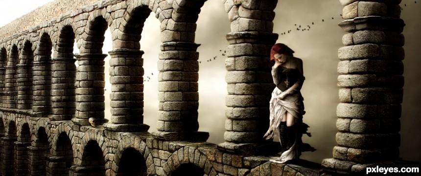 No Escape photoshop picture)