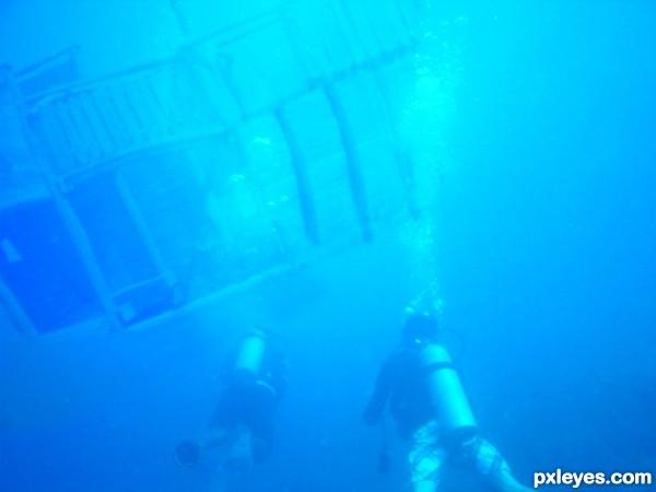 Wreck Dive