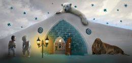North Pole fantasy Picture