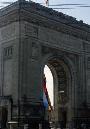 Romanian Arch