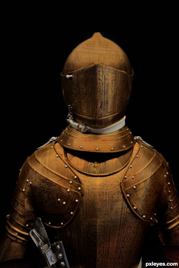 Wooden armor