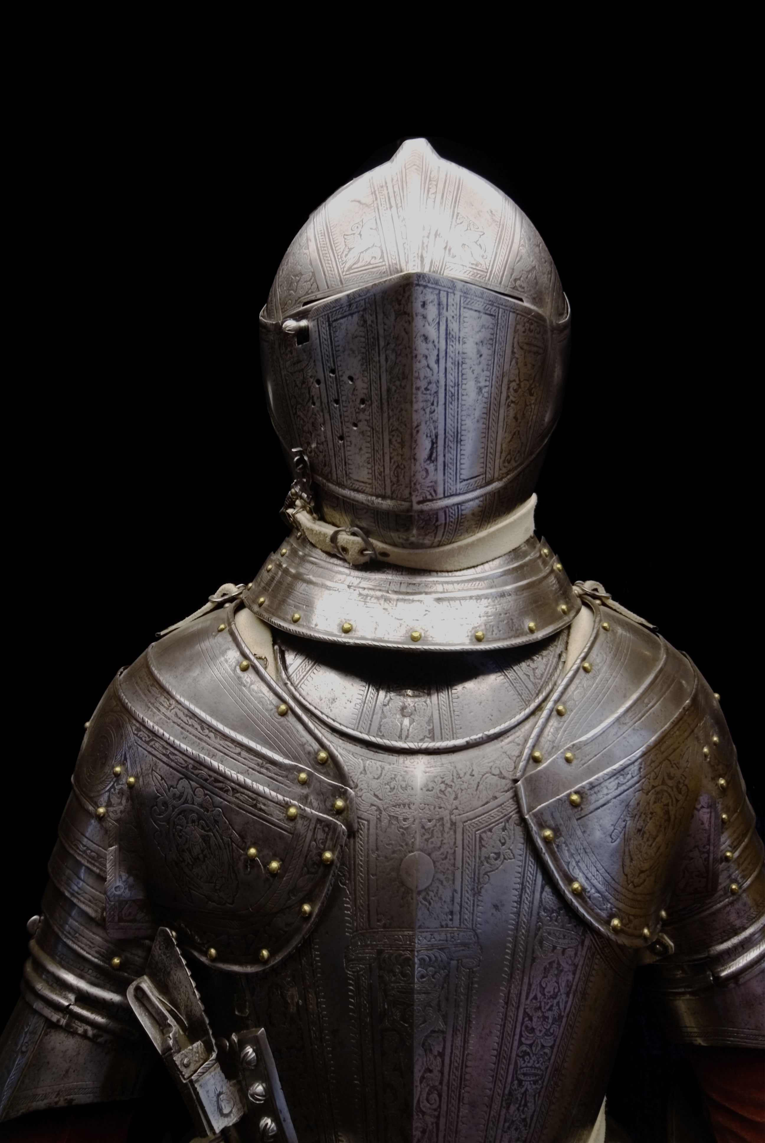 how to make a suit of armor at home