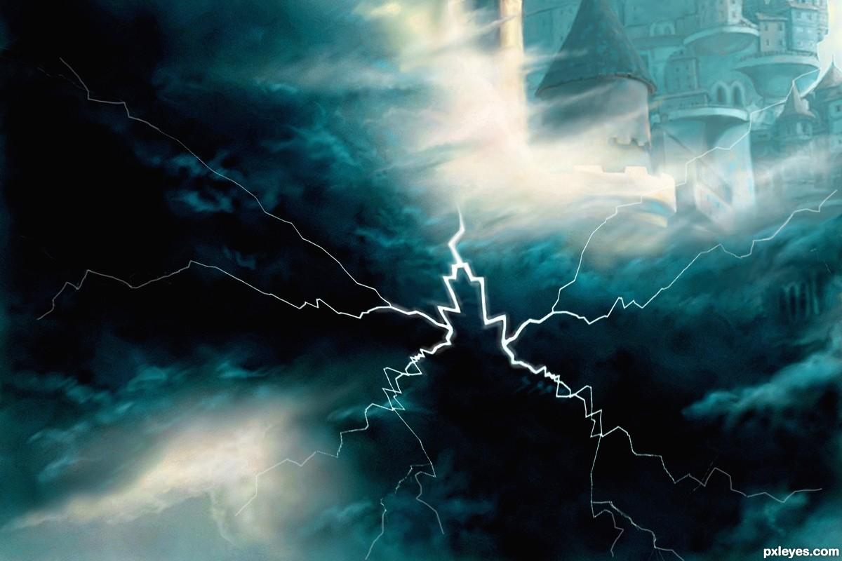 Asgard Norse God Entering asgard - created byAsgard Norse