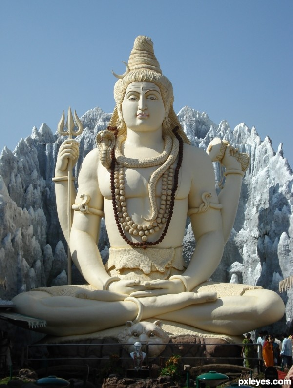 lord shiva picture, by carnivalofmemories for: asian culture