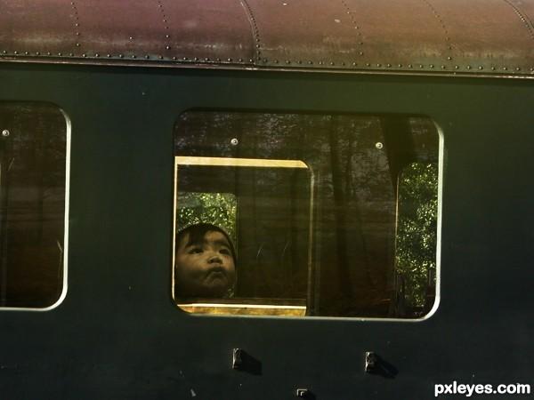 On A Train