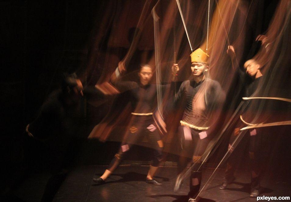Siem Reap Phare Circus Performer 1