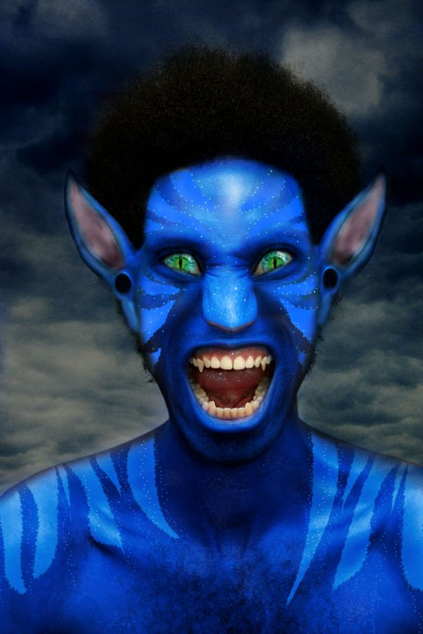 Angry Avatar