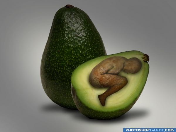 Avocado Child