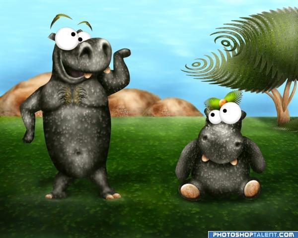Hunky Hippo