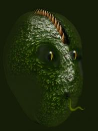 AvocadoAlien
