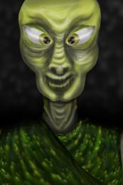 Avocado Alien