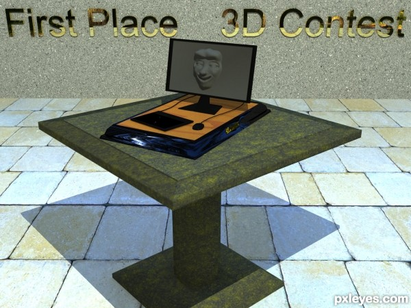 Best in 3D contest