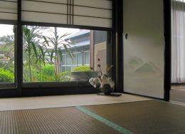 Our Bedroom in Japan