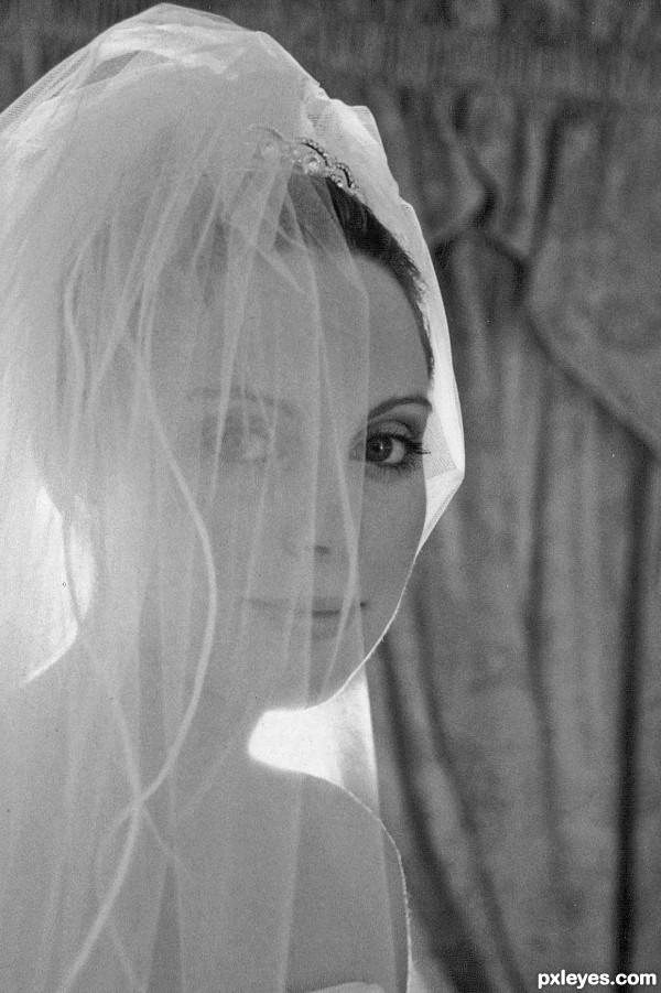 Mona lisa bride