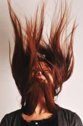 hairflying