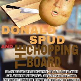 Donald Spud and The Chopping Board with updated sources Picture