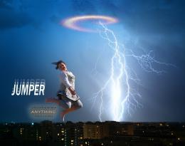 jumper re-enters
