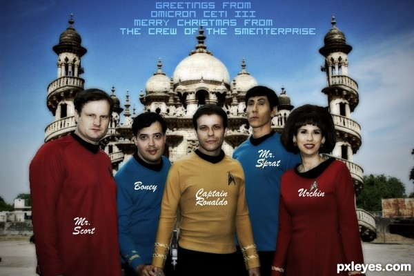 Alternate Universe Star Trek