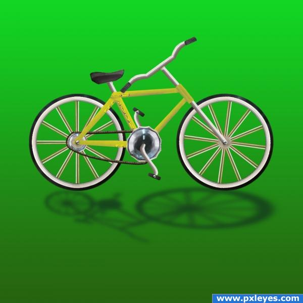Balanced Bicycle
