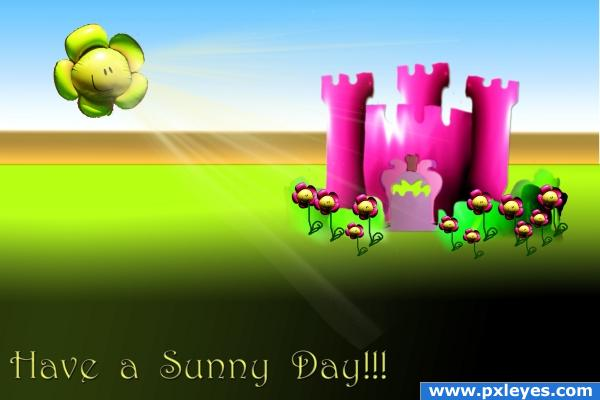 Have a Sunny Day!!!