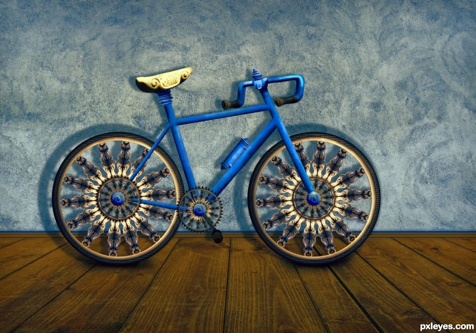 Unique Bike