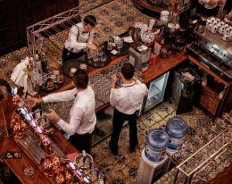 Busy in Bucharest