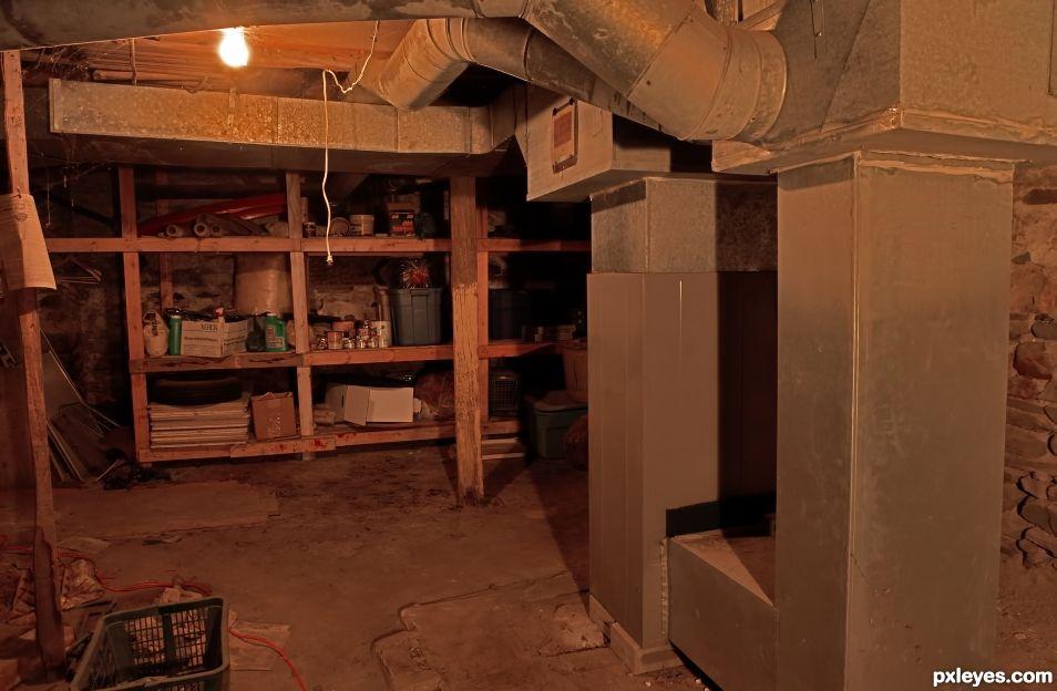 Furnace and Storage