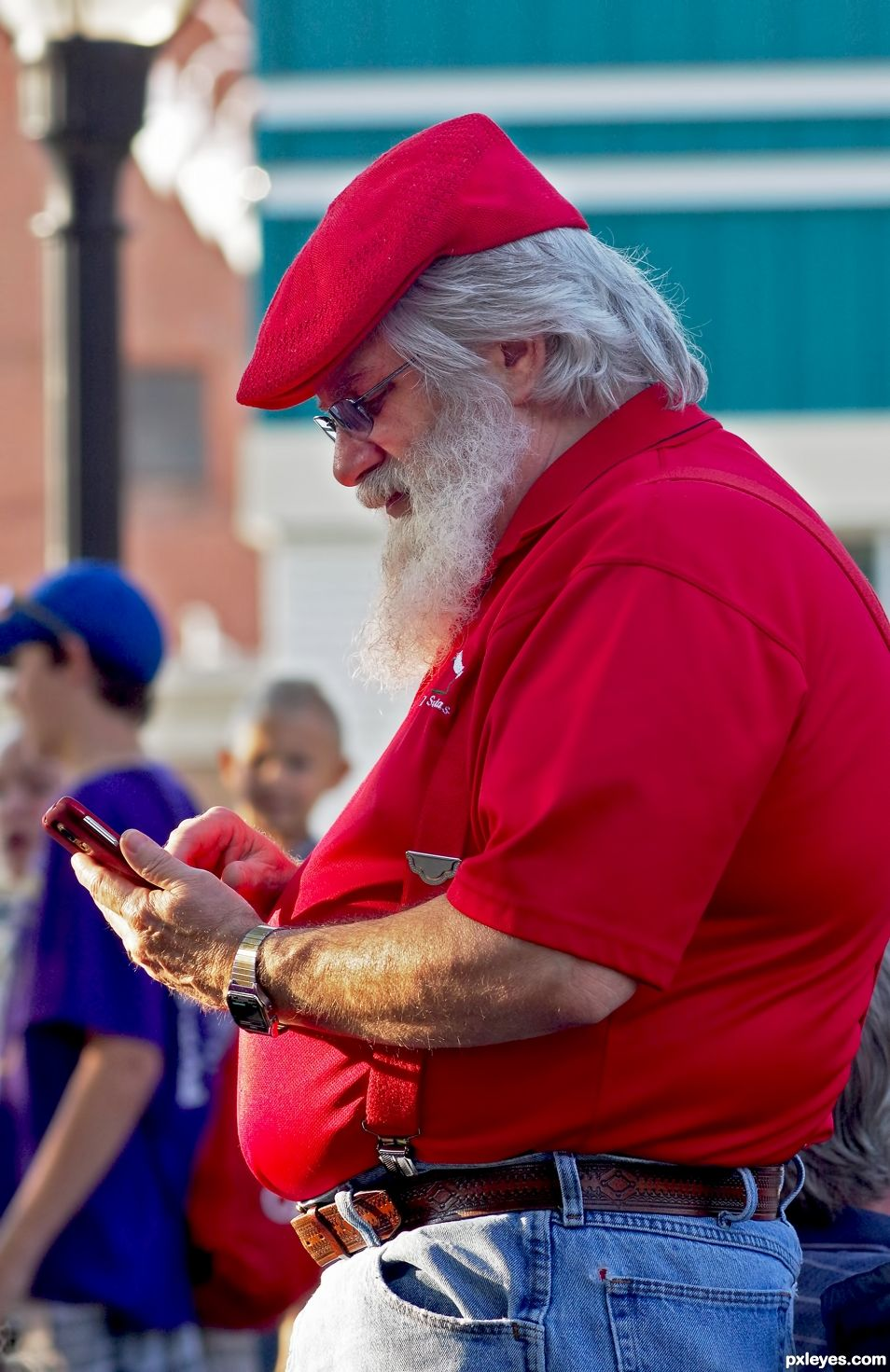 Santa in the 21st Century