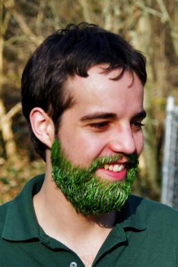"The Dread Pirate Greenbeard!"""