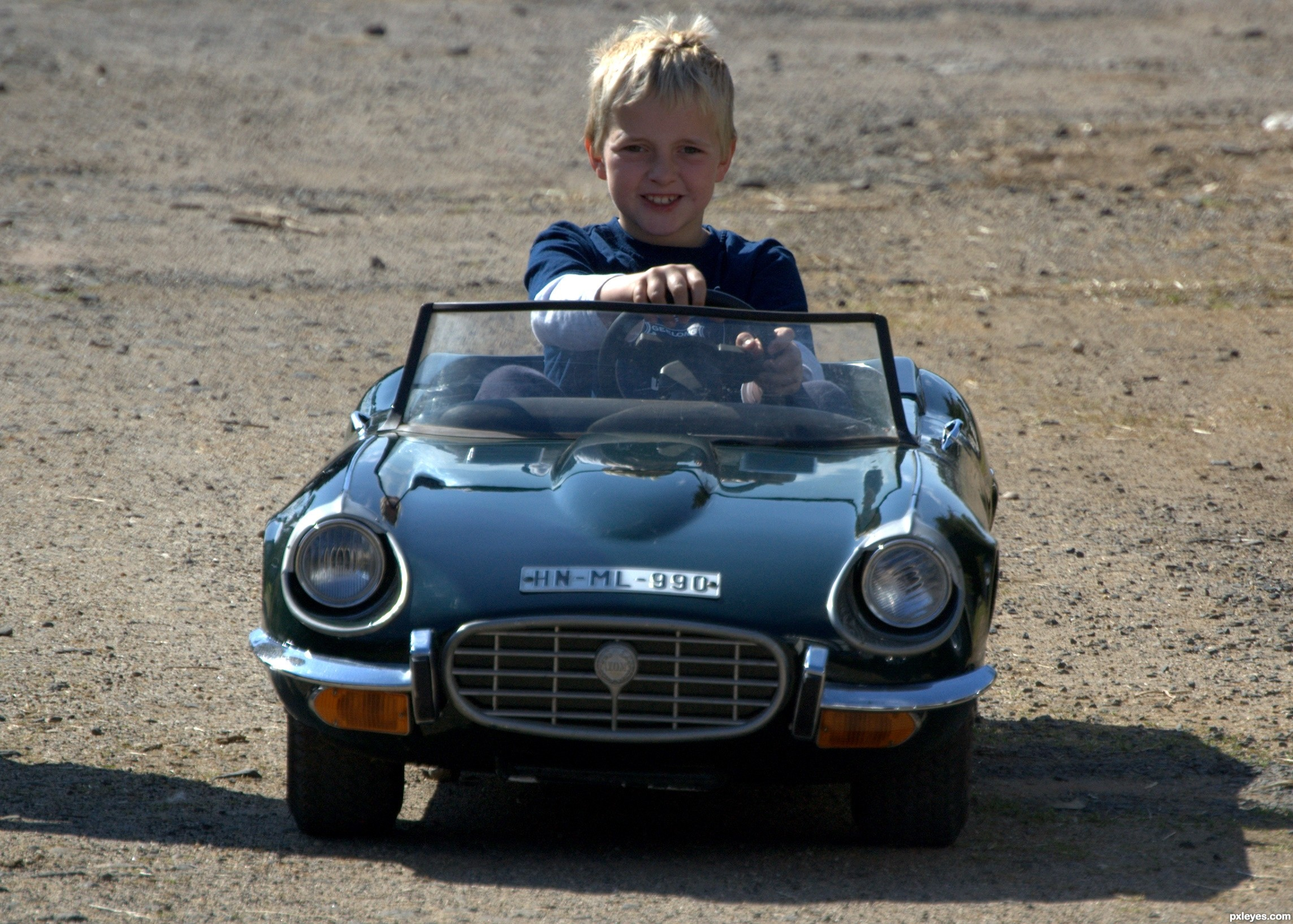 Drive My Car Picture, By Greenacres For: Beatles