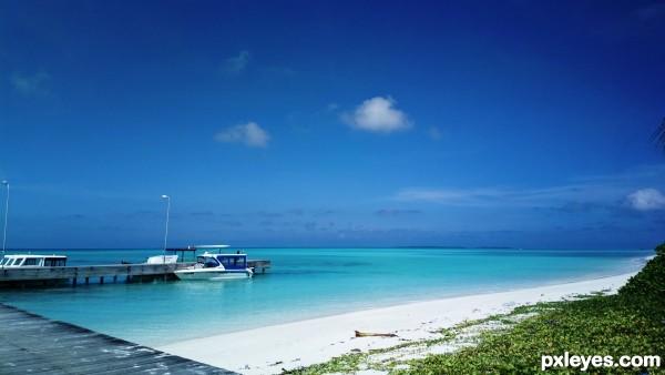 Beach & Lagoon