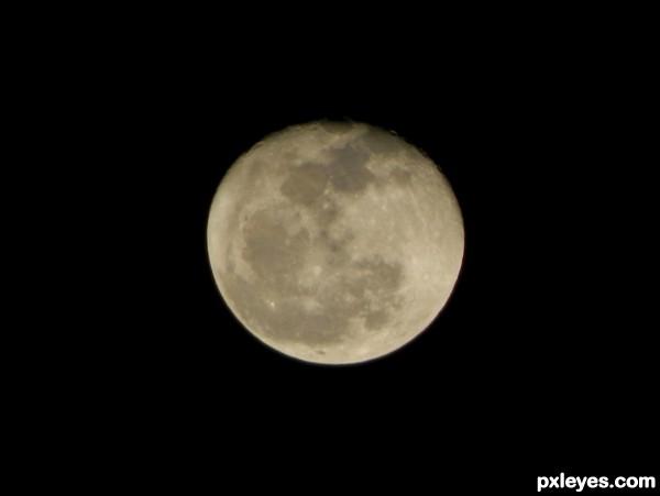 Beauty Full Moon..!