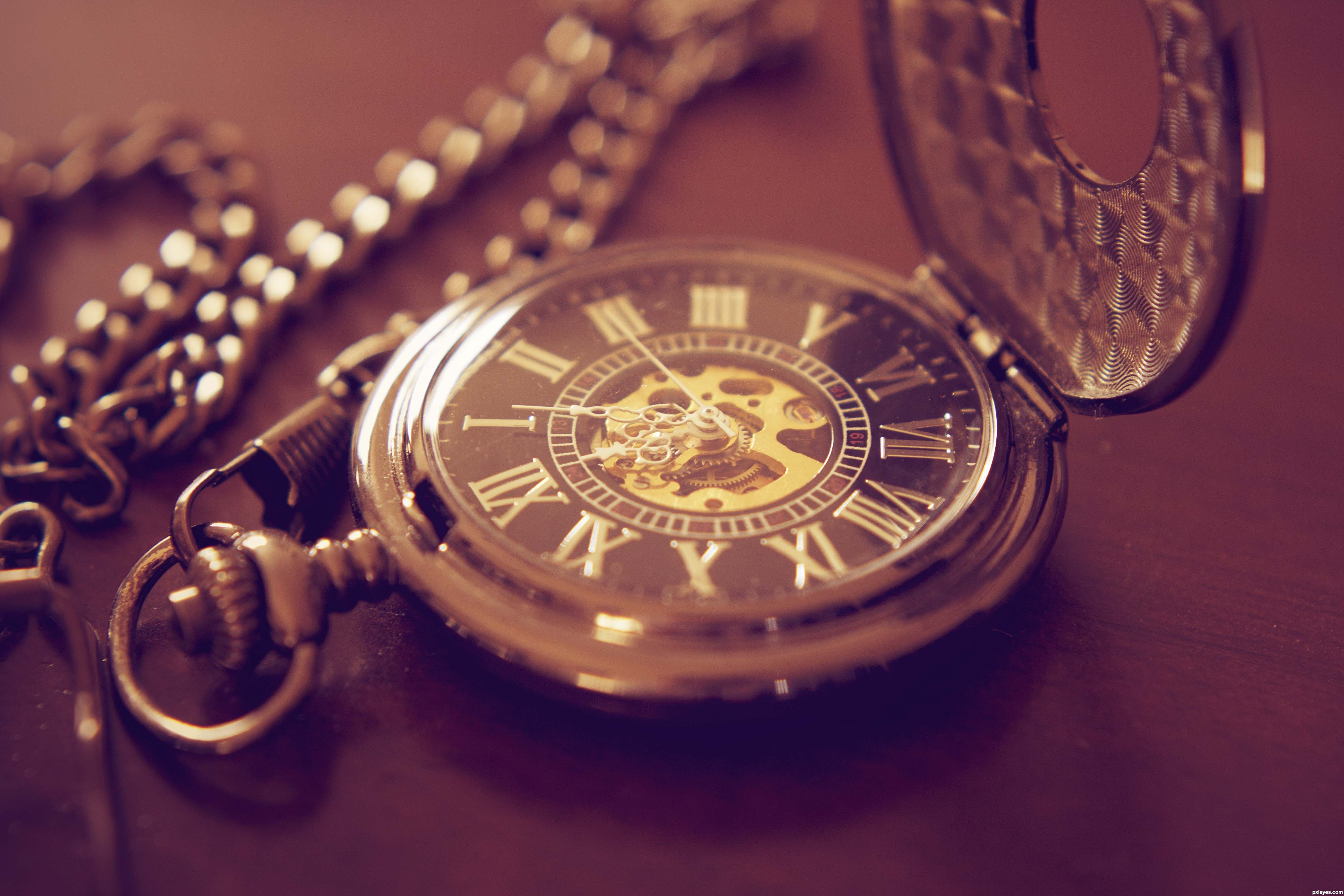 Grandpas Pocket Watch picture, by Mark_Keenan for ...