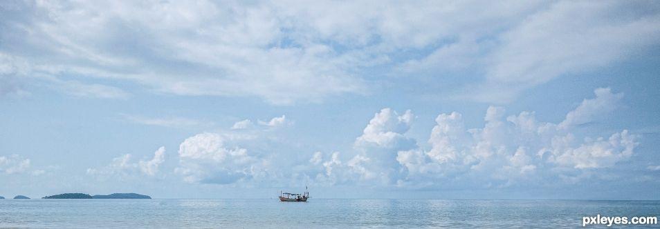 Andaman sky