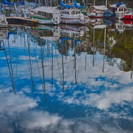 Cloudsreflexion