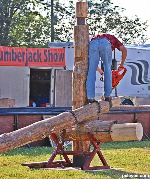 Lumberjacks Butt