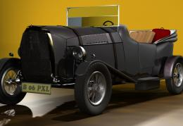 Bentley 4,5 Litre Blower