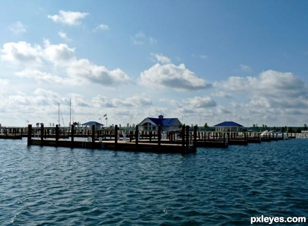 water docks