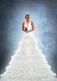 The cake, A bride choice